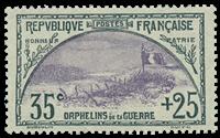 Frankrig - YT 152 - Postfrisk