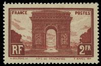 Frankrig - YT 258 - Postfrisk