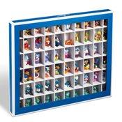 Boîte de rangemant K60 avec 60 compartiments, coleur bleu
