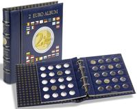 VISTA 2-Euro munten album - Ringband zonder bladen