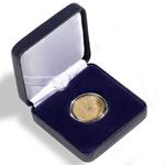 Ecrin Numismatique NOBILE pour pièces jusqu'à Ø 34  mm, bleu