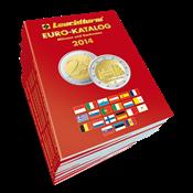 Euro-Mønt- og seddelkatalog 2014 - tysk tekst