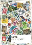 Island - Kæmpe frimærkepakke 900 forskellige