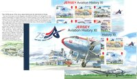 Jersey - Luftfartens historie - Prestigehæfte