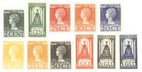 Holland 1923 - NVPH 121-131 - Postfrisk