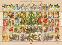 Danmark - Julemærket 2013 - Postfrisk ark gummieret