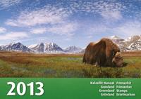 Groenland - Coll. annuelle 2013 - Coll.Annuelle
