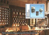 Belgium - Pharmacie - Bloc-feuillet neuf