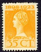 Holland 1923 - NVPH 127 - Ubrugt