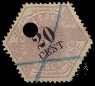 Holland - NVPH TG 6 - Stemplet