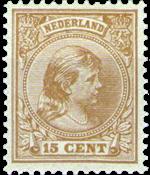 Nederland - Nr. 39 - Ongebruikt