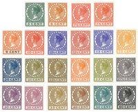 Pays-Bas - NVPH 177-198 - Neuf