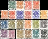 Holland - NVPH 177-198 - Postfrisk