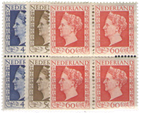 Hollanti - NVPH 487