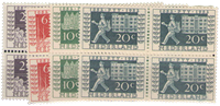 Netherlands - NVPH 58 - Block of 4
