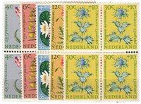 Netherlands 1960 - NVPH 738-742 - Mint - Block of4