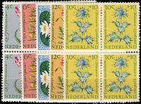 Holland 1960 - NVPH 738-742 - Postfrisk - Block of4
