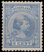 Holland - NVPH 35 - Postfrisk