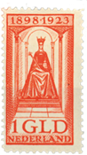 Holland 1923 - NVPH 129 - Postfrisk