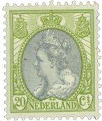 Holland - NVPH 69 - Ubrugt