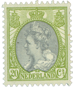 Holland - NVPH 69 - Ubrugt