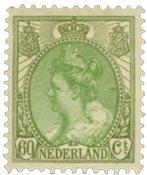 Holland - NVPH 76 - Ubrugt