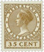 Holland - NVPH 159 - Ubrugt