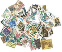 Vatican - 1000 different stamps