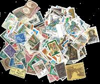 1000 francobolli differenti Vaticano