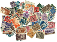 Colonies italiennes 200 différents