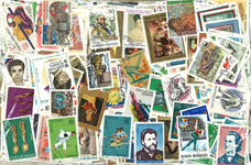 Eastern Europe 2500 different stamps