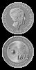 500 kr. sølv - Ole Rømer