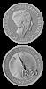 500 kr. sølv - H.C. Ørsted