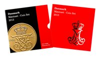 丹麦硬币套 2013