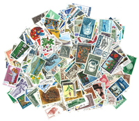 Iceland - 300 different stamps