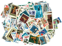 Soviet Union - 300 different stamps - Mint