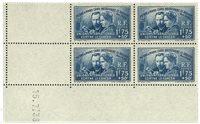 France 1938 - YT 402 - Bloc de quatre