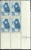 France 1940 - YT 461 - Bloc de quatre