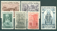 Luxembourg 1938