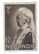 Nederland Indië - Koningin Emma 1934 (nr. 216, postfrisk)