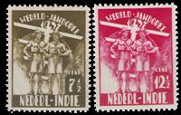 Nederland Indië - Wereldjamboree 1937 (nr. 226-227, postfris)