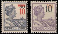 Nederlands Indië  - Nr. 228-229 - Postfris