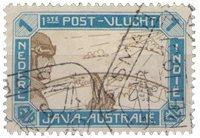 Nederland Indië - Gelegenheidszegel 1931 (LP13, gebruikt)