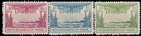 Nederland Indië - Allegorische voorstelling 1931 (LP14-LP16, postfris)