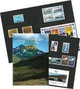 Islande - Collection ann. 1995