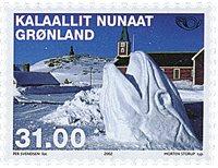 Groenland - 2002. Norden - 31,00 kr. - Multicolore