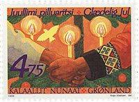 Groenland - 1999. Noël - 4,75 kr. - Multicolore