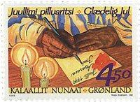 Groenland - 1999. Noël - 4,50 kr. - Multicolore