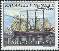 Groenland - 1998. Norden - 4,50 kr. - Multicolore