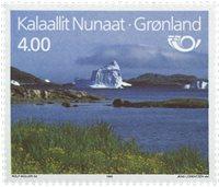 Groenland - 1995. Norden - 4,00 kr. - Multicolore